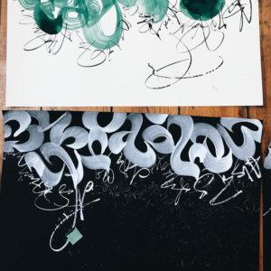 Natalia's Calligraphy